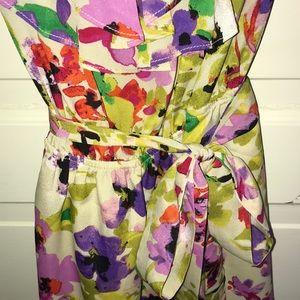 Express Dresses - Express summer floral dress L